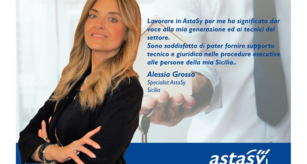 Alessia Grosso è specialist Astasy Sicilia