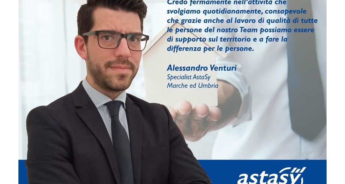 Alessandro Venturi è specialist Astasy in Umbria e Marche